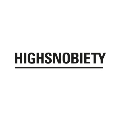Highsnobiety logo