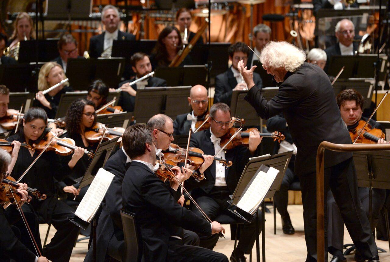 Sir Simon Rattle – London Symphony Orchestra