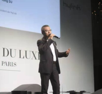 Hylink – Su Tong at Salon du Luxe