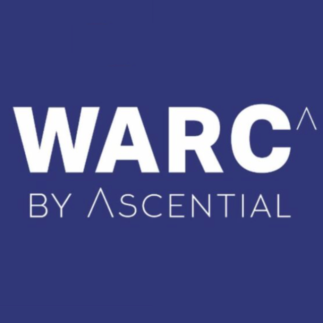 WARC by Ascential logo