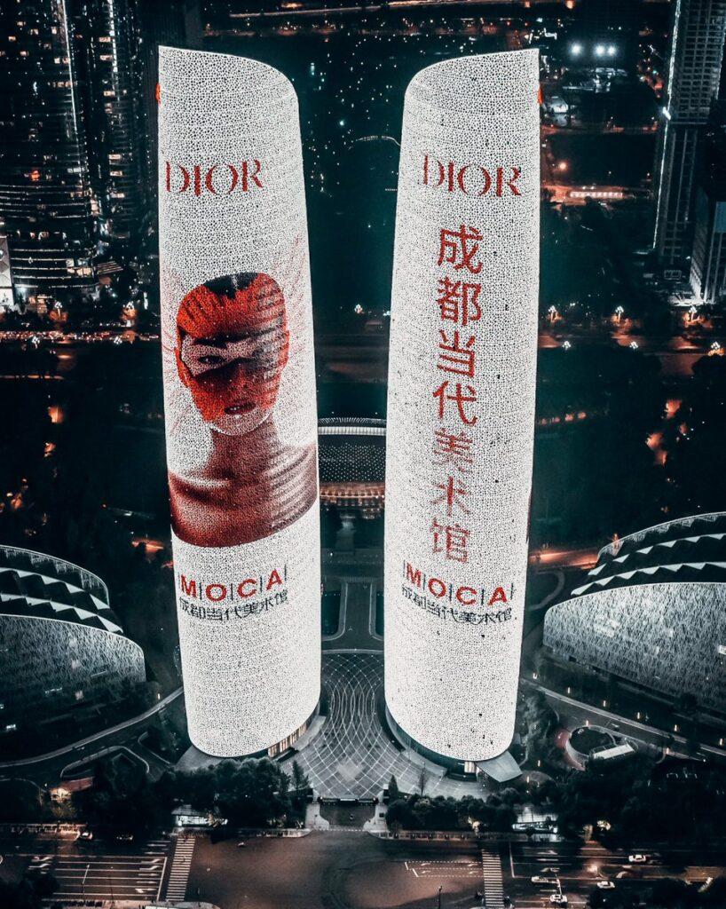 Dior Campaign - Hylink France